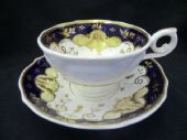 NOT FOR SALE Zachariah Boyle tea cup & saucer